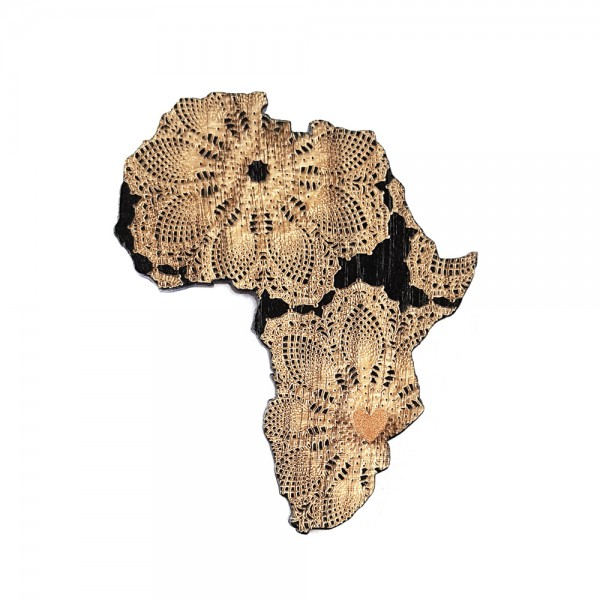 /HEART ♥ OF AFRICA/ black